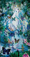 Butterflies. Click here to see enlargement. © Ruth Mayer Fine Art.