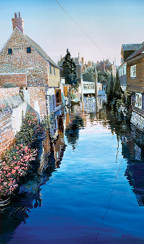 Canterbury I. Click here to see enlargement. © Ruth Mayer Fine Art.
